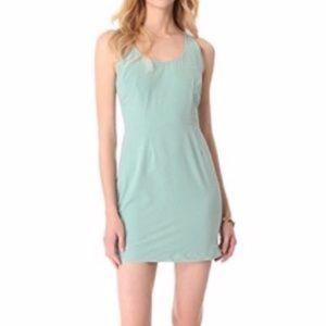 BB Dakota Mint Green Cut Out Dress